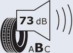 Гуми етикети - външен шум